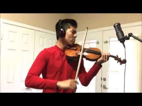 Imagine Dragons | Warriors | Jeff Jin | Violin Cover