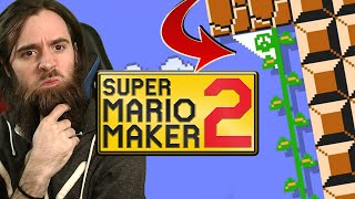 When You're Stuck Cleaning Another Man's Trash // ENDLESS SUPER EXPERT [#14] [SUPER MARIO MAKER 2]