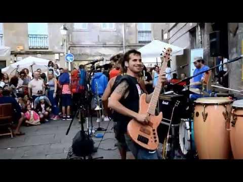 Kimbala - Casa das Crechas em Santiago de Compustela 19/08/2016