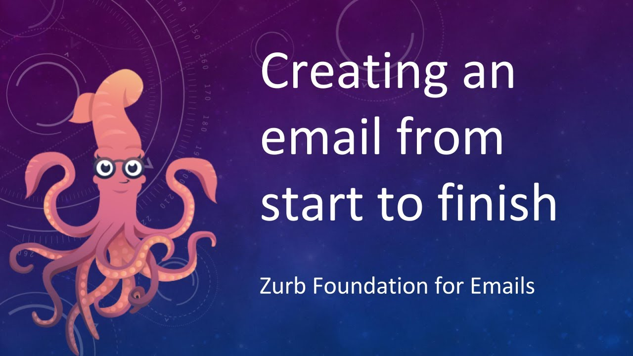 Zurb foundation for emails creating an email start to finish youtube zurb foundation for emails creating an email start to finish kristyandbryce Choice Image