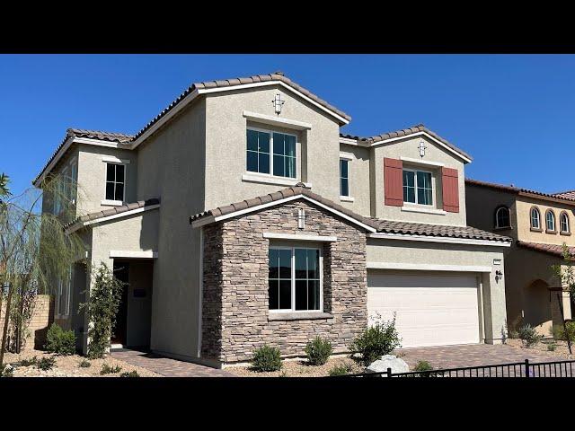 Modern 2 Story Homes For Sale in Henderson | Cadence |  $422k+ 2,327sf, 3-5BD, 2.5Ba, Loft , 2Cr