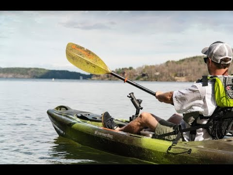 Perception Kayaks | Pescador Paddle