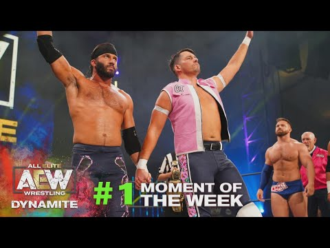 Where the Best Friends Able to Capture Tag Team Gold? | AEW Dynamite Anniversary Show, 10/14/20