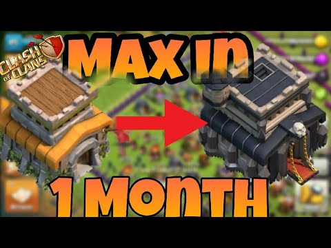 How To Max TH 8 Fast in Hindi 2018 trick:Clash of Clans