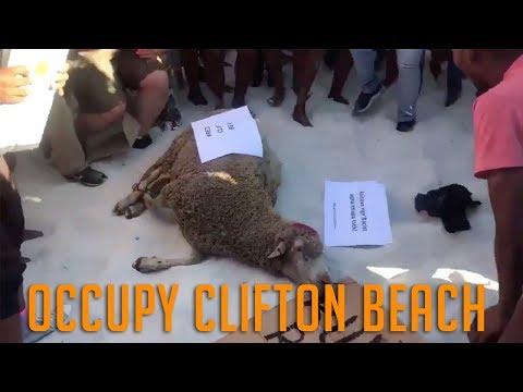 Occupy Clifton Beach | South Africa (2018)