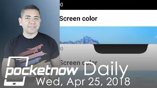 LG G7 taller and brighter teaser, Galaxy S9 Active rumors & more - Pocketnow Daily