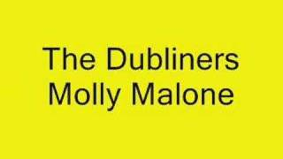 Watch Dubliners Molly Malone video