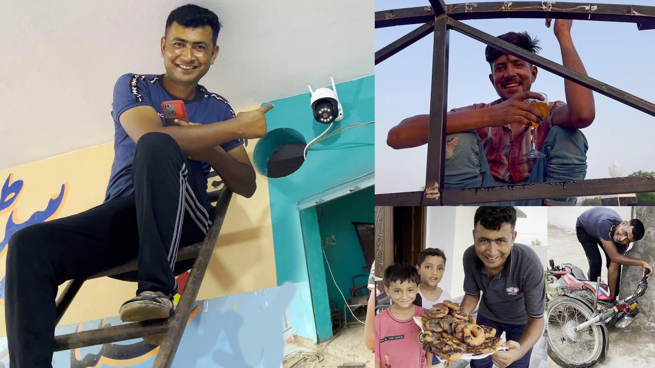 Yasir Bhai ka Camera day #37 Donuts aur Petrol khatm