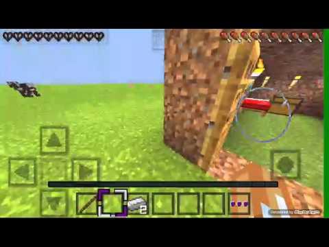 Minecraft Pe Engine Fakir Filmi Bölüm 1