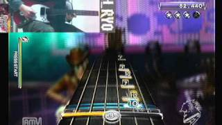 RockBand 3 Pro Guitar「Misery Business」91%