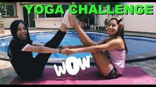 Yoga Challenge Sofía y Heidi