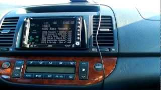 Обзор Тойоты Камри (v 30) 2005 года..mp4