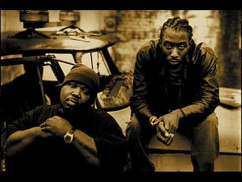 8 Ball and MJG- Space Age Pimpin'