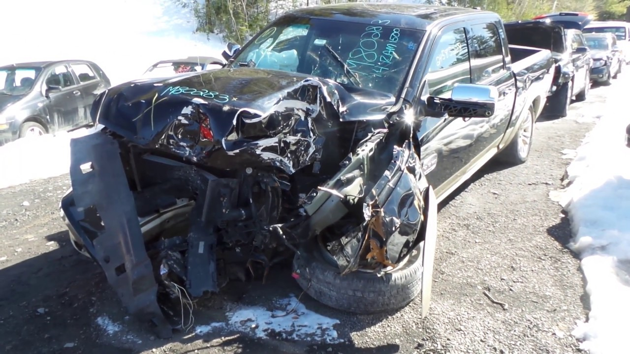 Parting Out 2014 Dodge Ram 1500   Stock # M80283