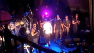 "Ryan Leslie Performs ""Maybachs & Diamonds"" With Cory Gunz @ Bowery Ballroom"