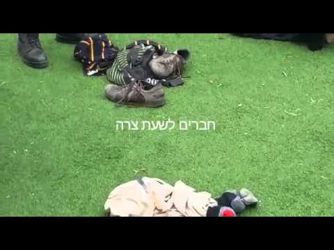 Attempted stabbing in Hebron (Media Resource Group)