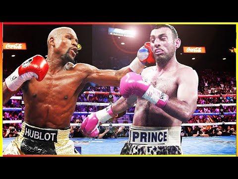 Prince Naseem Hamed vs Floyd Mayweather Jr - Fight That Never Happened