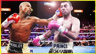 Prince Naseem Hamed vs Floyd Mayweather Jr - Fight That Never Happened
