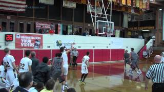 Salesian vs. Parker, Under Armour Holiday Classic Quarterfinal, 12/27/12