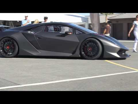 lamborghini sesto elemento 2 3m hypercar   first time in london funnycat tv