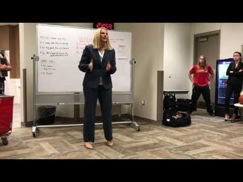 Motivation Monday - Brenda Frese (1/4/17)