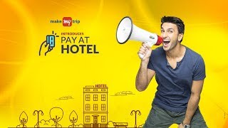 MakeMyTrip Pay At Hotel - Gym TVC 30s