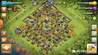 Clash of Clans Weird Base 2019 ~ Hacked???