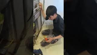 Chuyên sửa máy rửa bát công nghiệp - nhà hàng - khách sạn DOPHIN phục vụ nhanh