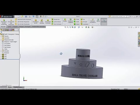 SOLIDWORKS: Wrap With Pi