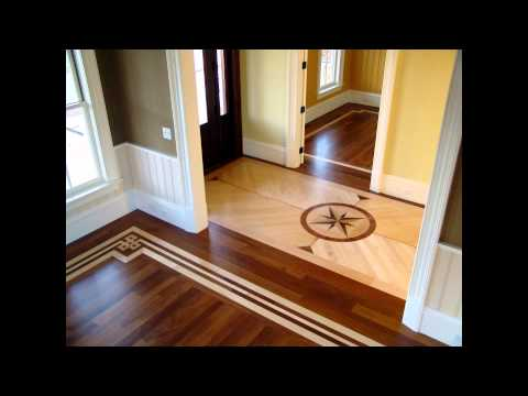 Wood Floor Designs Youtube