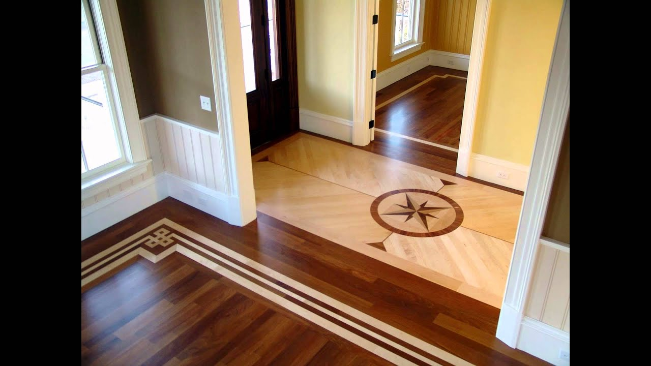 Wood floor designs youtube Wood floor design ideas pictures