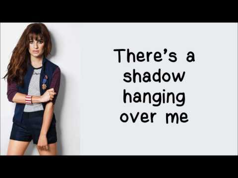 Glee - Yesterday (FULL Lyrics) HD