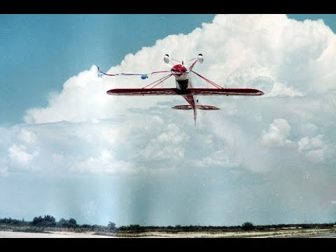 Todd Peterson - Aerobatics In The Krier Clipped Wing Cub