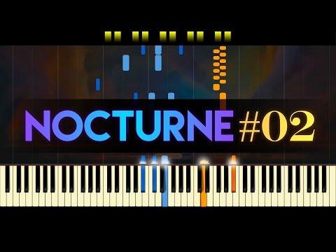Nocturne in E-flat major, Op. 9 No. 2 // CHOPIN