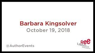Barbara Kingsolver | Unsheltered