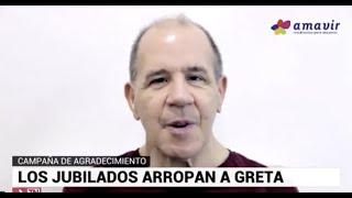 #GraciasPorVenir en Informativos de Telemadrid (Parte 1)
