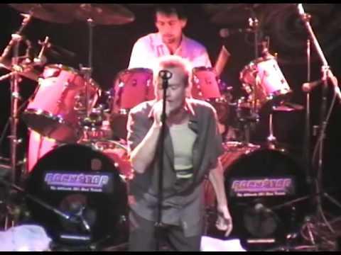 Graham Bonnet - Live In Crewe, UK (2005) (HD/60fps)