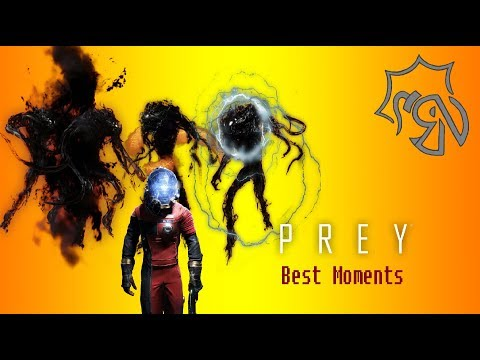 Prey Best Moments ep 01! Phantom Nonsense, Dot Game, & Mr. Glooey McGooface!!! |