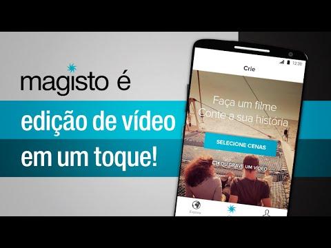 Editor & Criador de Vídeo Magisto para Android