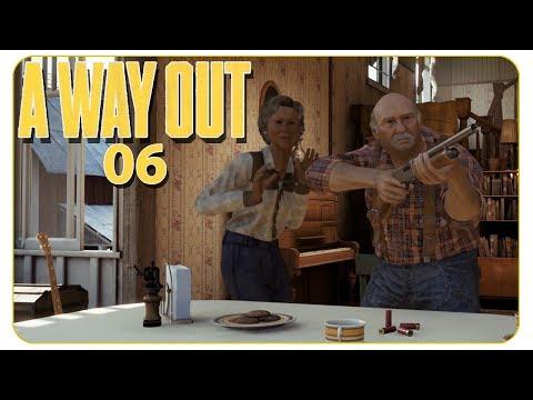 Bitte NICHT schießen! #06 A Way Out Together [deutsch/Streamaufzeichnung]