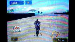 Playstation Freestyle Motocross McGrath Vs. Pastrana 250cc Race