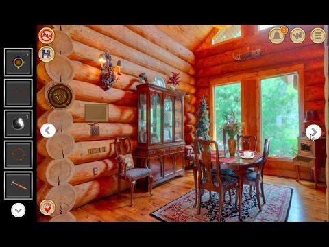 Wooden Living Room Escape Walkthrough EightGames