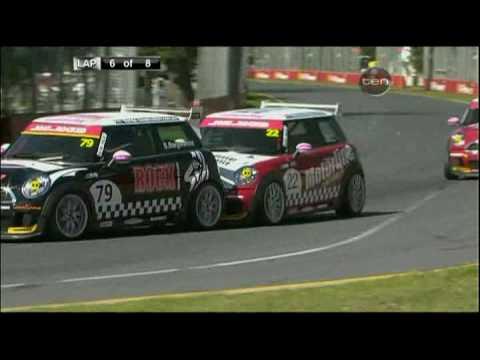 MINI CHALLENGE @ Australian Grand Prix - pt4
