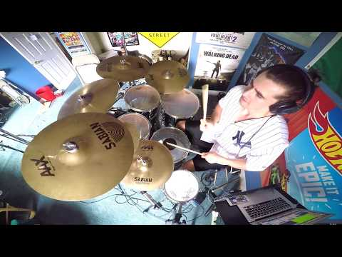 What Lovers Do (feat. SZA) - Maroon 5 // Drum Cover by pollibeats