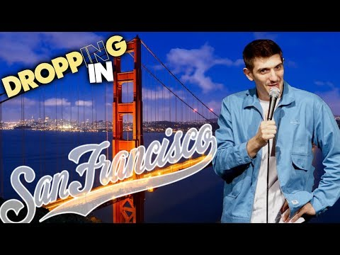 Stand Up, Gay Bars And Suicide Bridges In San Francisco | Dropping In #34