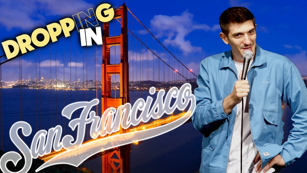 Stand Up, Gay Bars and Suicide Bridges in San Francisco   Dropping In #34