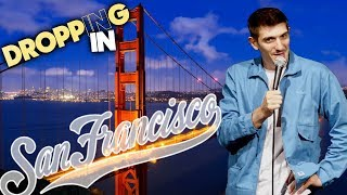 Download Stand Up, Gay Bars and Suicide Bridges in San Francisco | Dropping In #34 Mp3 and Videos