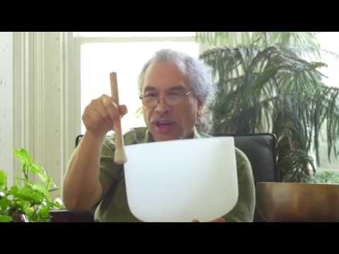 Bowl Talk #14~Crystal Bowls vs Tibetan Bowls~