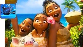 МОАНА - Музыкальное Видео - Песня «Дом Родной»
