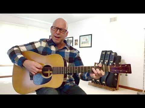 Ridge Road Gravel - Norman Blake/Tony Rice cover performed by Jason Herr